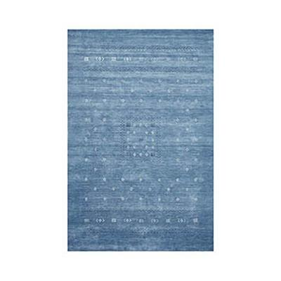 Simi Sapphire 9 ft. x 12 ft. Hand Loomed Area Rug