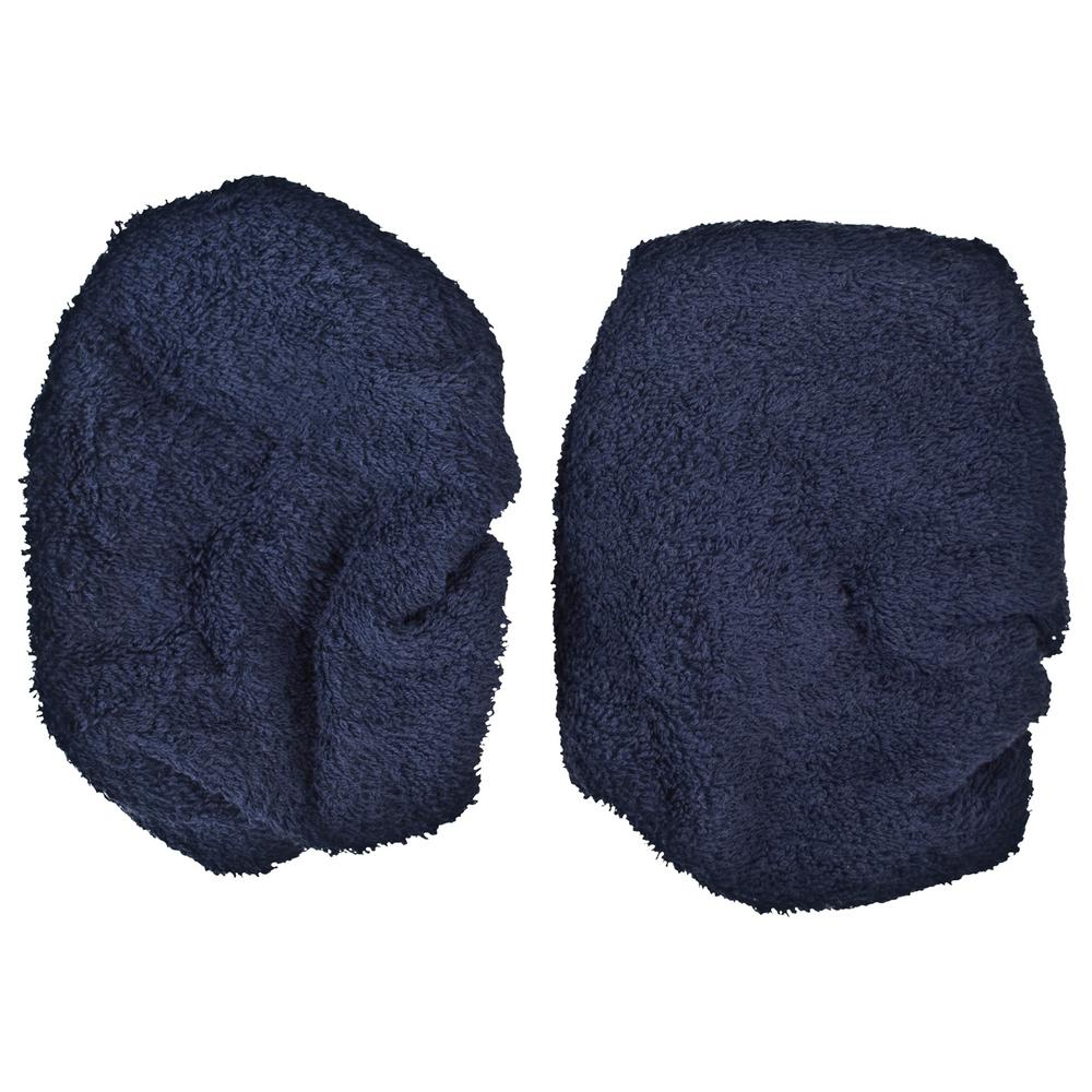 9 in. - 10 in. Terry Bonnets (2-Pack)