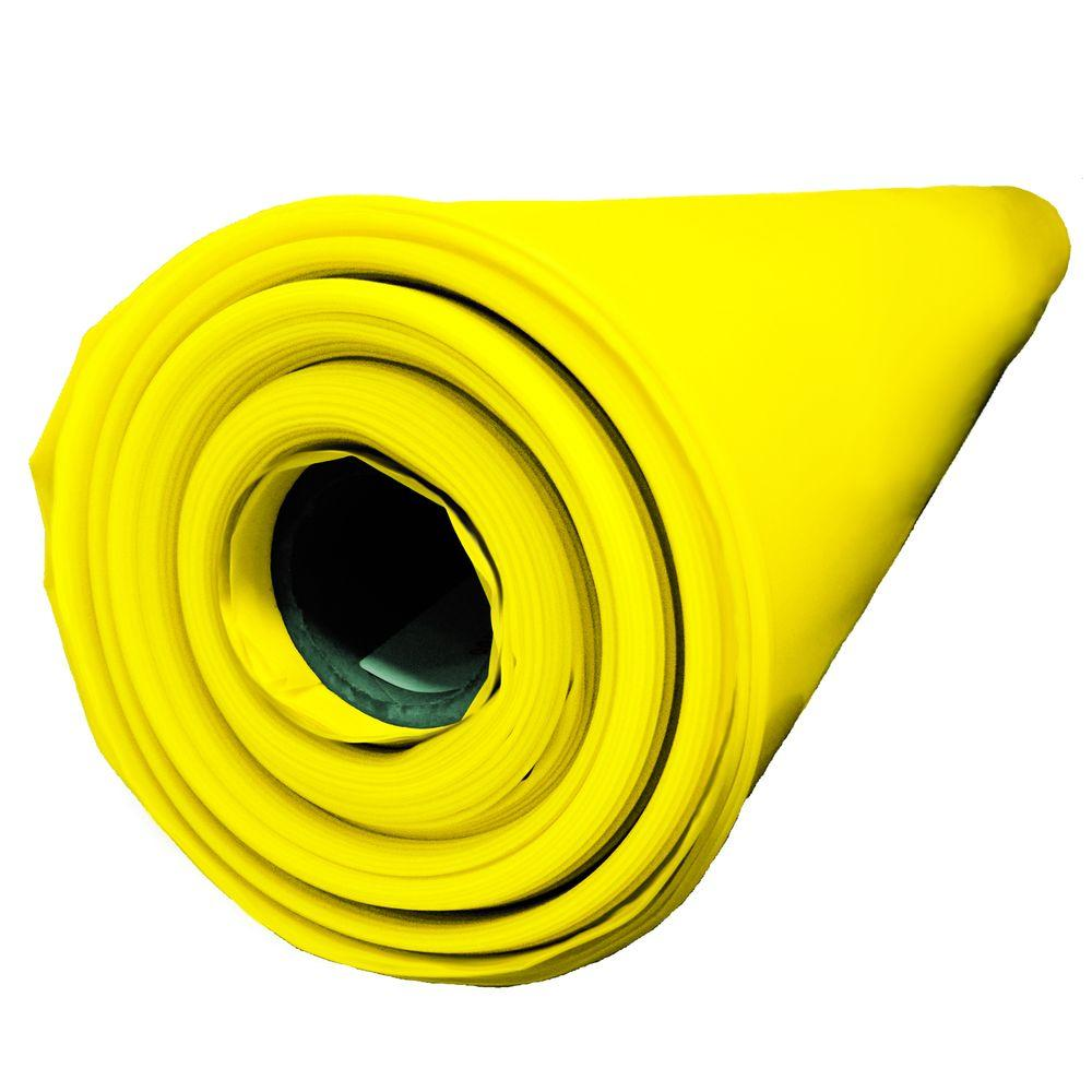 HUSKY 14 ft. x 140 ft. 15 mil Yellow Guard Vapor Barrier