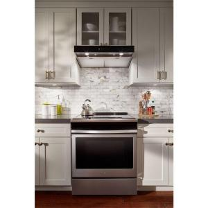Whirlpool 30 in. Range Hood in Stainless Steel-WVU57UC0FS - The Home ...