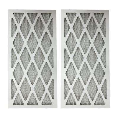 16 in. in. x 25 in. x 1 in. Furnace Filters, Air Purifier Filter Fits 965661-01 DY-96566101 (2-Pack)