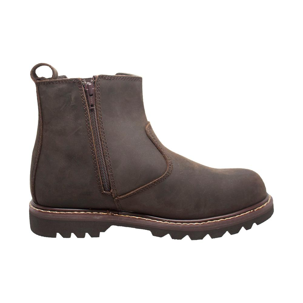 best shoes new arrival how to choose AdTec Men's Size 9.5 Brown Leather 6 in. Australian Work Boots