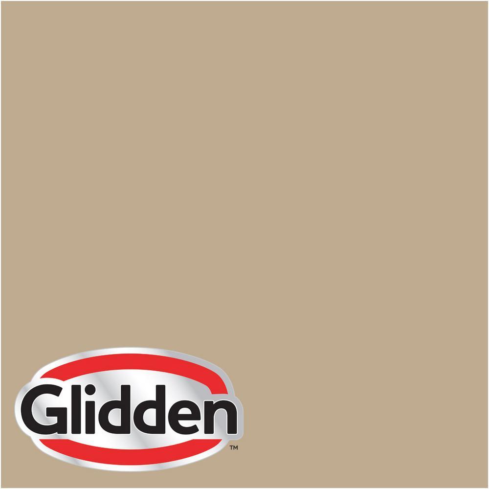 glidden premium 8 oz hdgwn46 soft suede flat interior paint sample