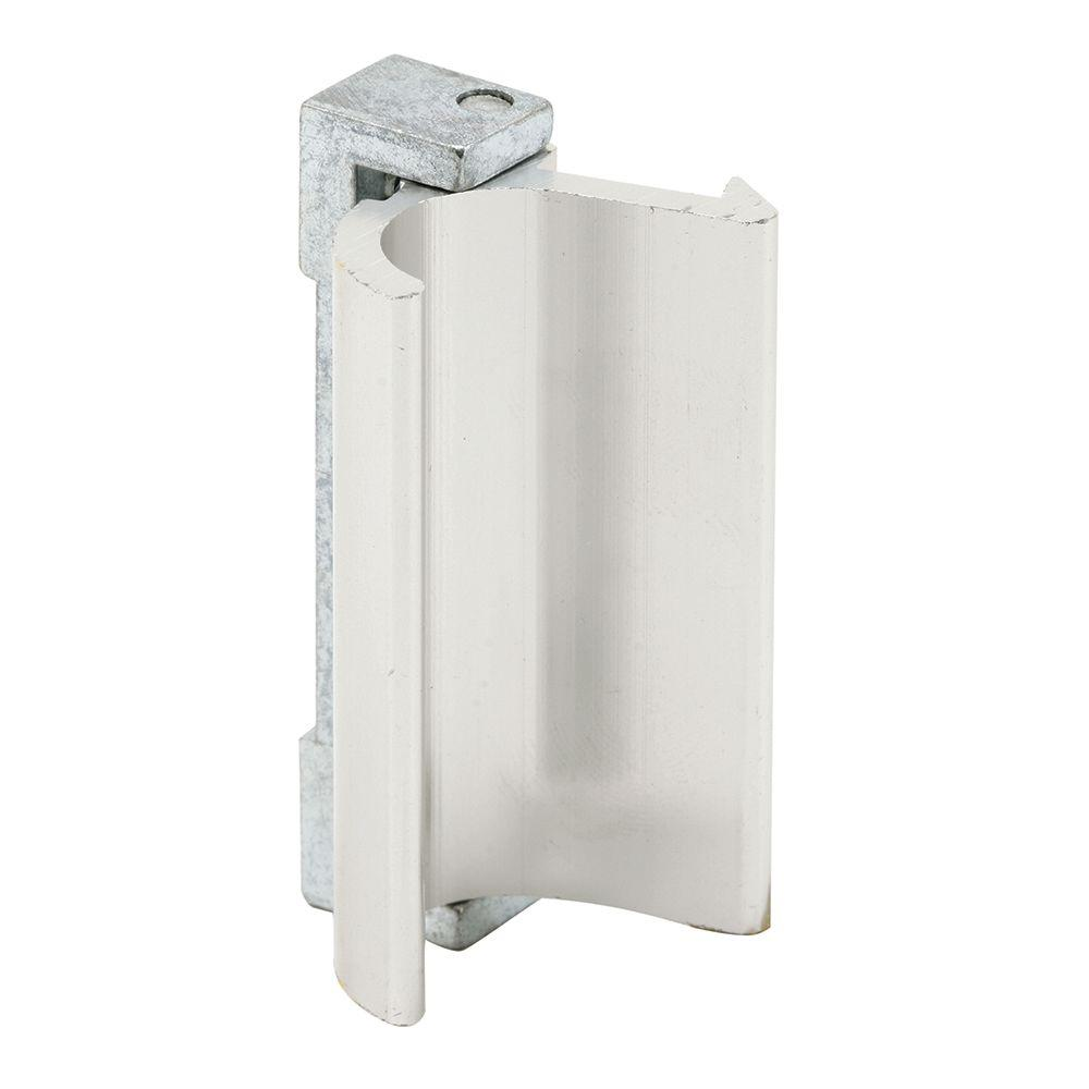 Prime Line Keller Aluminum Spring Loaded Sliding Window Latch And Pull F 2572 The Home Depot