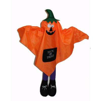 36 in. Standing Pumpkin Costume Greeter
