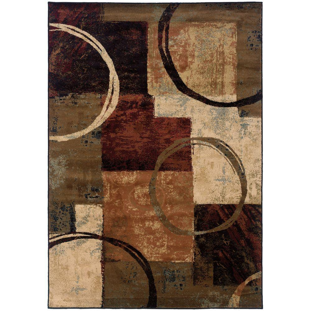 10 In X 3 Ft Area Rug