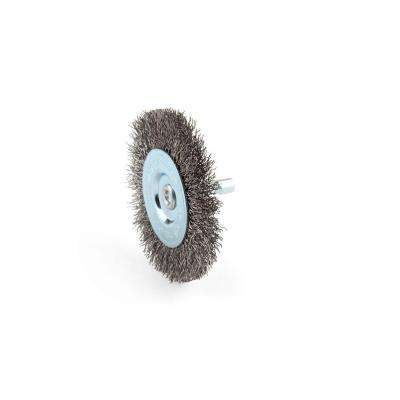 3 in. Circular Coarse Wire Brush
