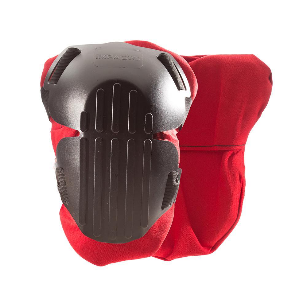 Black/Red Ultimate Welder Knee Pads (Pair)