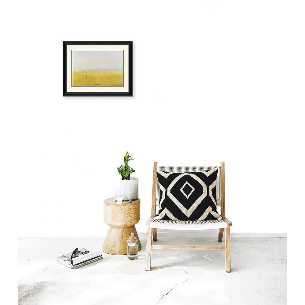 20.in x 24.in''St. Andrews'' By PTM Images Framed Printed Wall Art