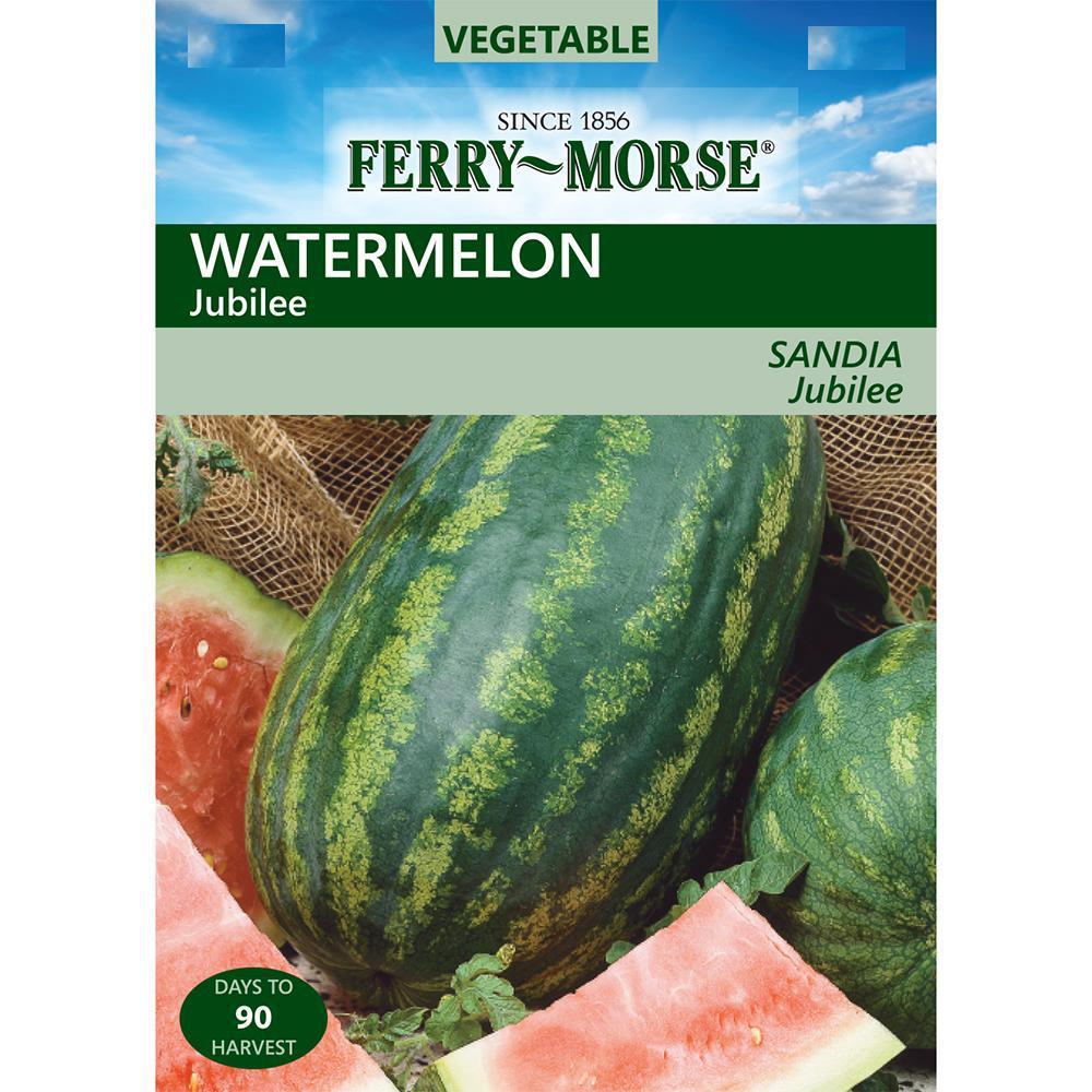 Ferry-Morse Watermelon Jubilee Seed