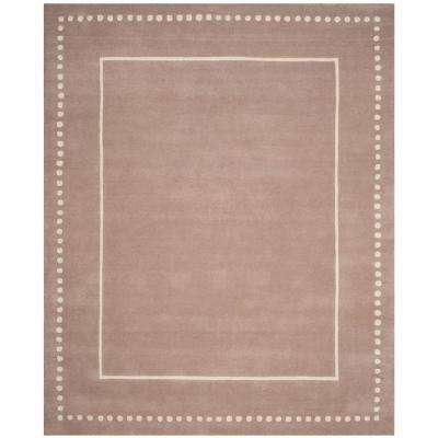 Bella Beige/Ivory 8 ft. x 10 ft. Area Rug