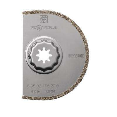 3-9/16 in. Diamond Saw Blade Starlock Plus