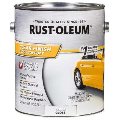 1 Gal. Clear Concrete and Floor Finish (2-Pack)