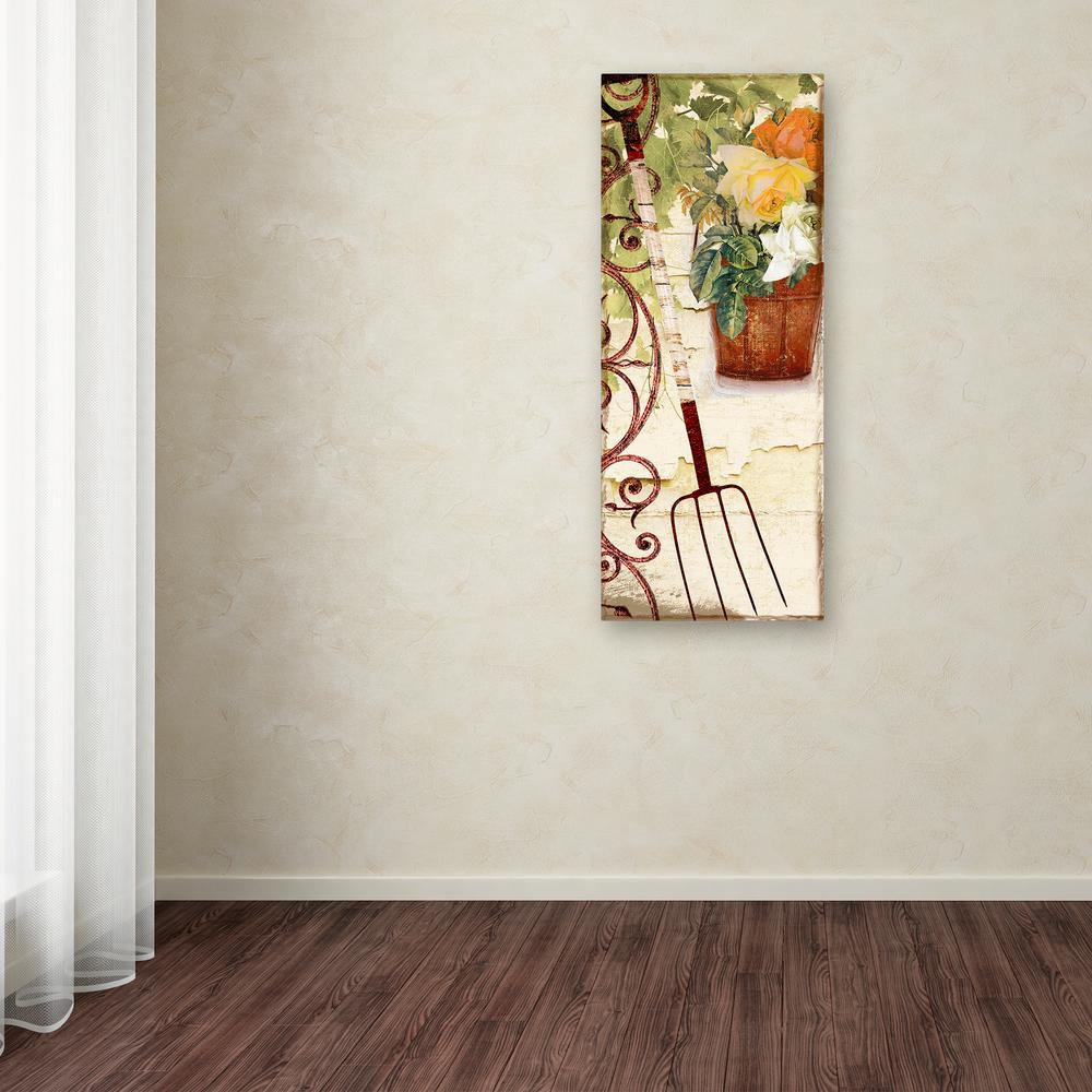 Trademark Fine Art 32 In X 14 In Vermont Summer Vii By Color Bakery Printed Canvas Wall Art Ali4605 The Home Depot