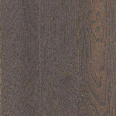 Take Home Sample - Arlington Silvermist Oak Solid Hardwood Flooring - 5 in. x 7 in.