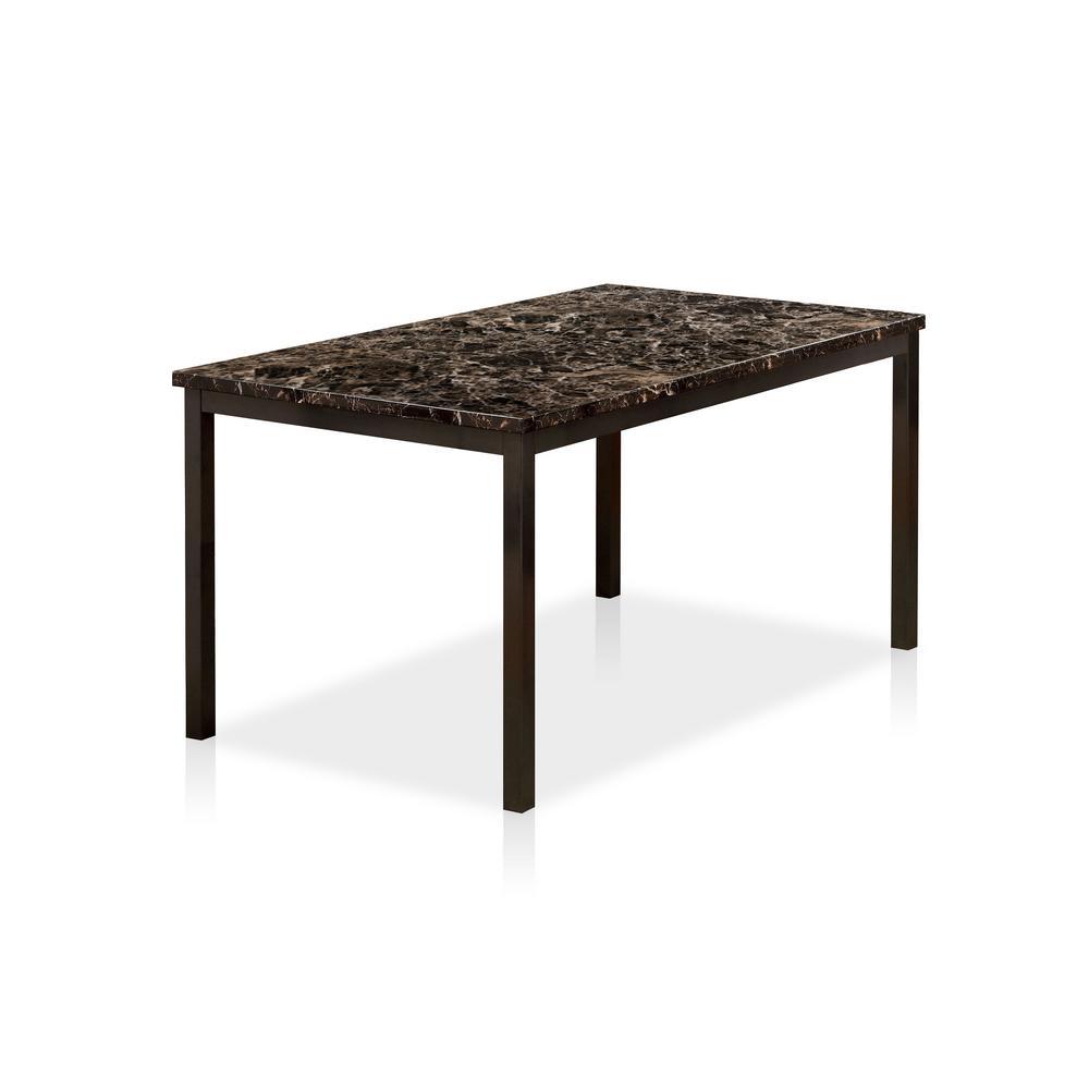 Coiplin Black Dining Table