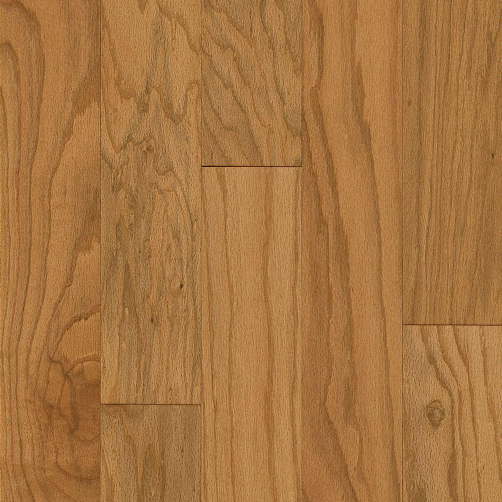 Blue Ridge Hardwood Flooring Oak Honey Wheat 3 8 In Thick