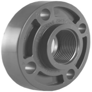 1 in. Schedule 80 Flange FPT