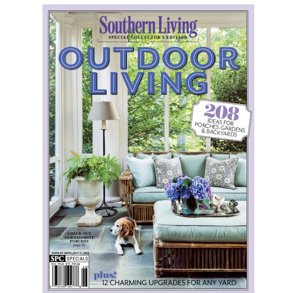 Time Home Entertainment Southern Living: Backyard Makeover Ideas