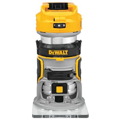 DEWALT 20-Volt MAX XR Lithium-Ion Cordless Brushless Router (Tool-Only)