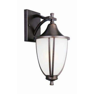 Ironwood Brushed Bronze Outdoor Downlight
