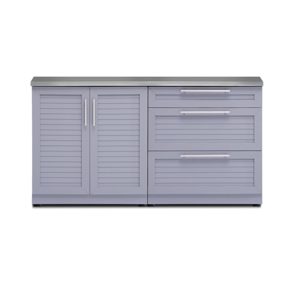 Newage Outdoor Cabinet Set Countertop