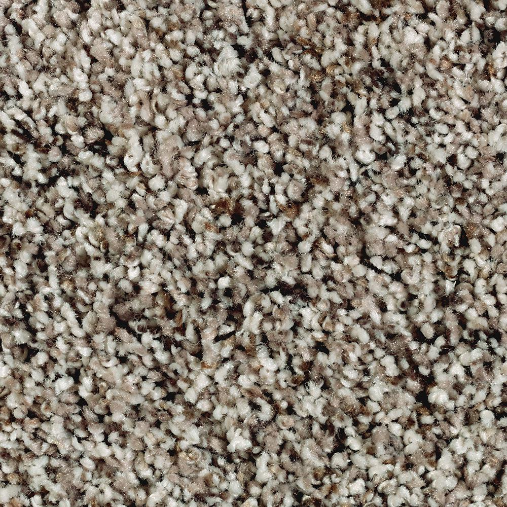 Home Decorators Collection Jump Rail I-Color Space Textured 12 ft  Carpet