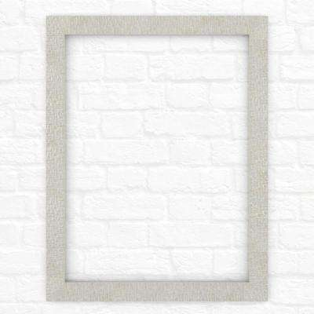 21 in. x 28 in. (S1) Rectangular Mirror Frame in Stone Mosaic