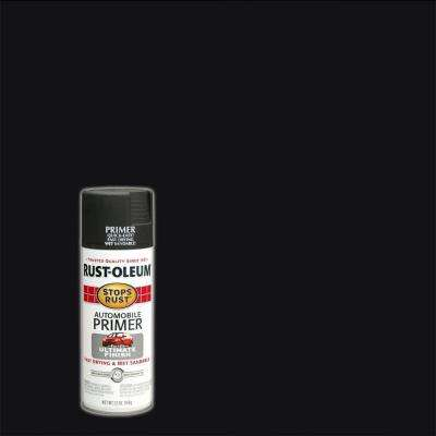 12 oz. Flat Dark Gray Automotive Primer Spray