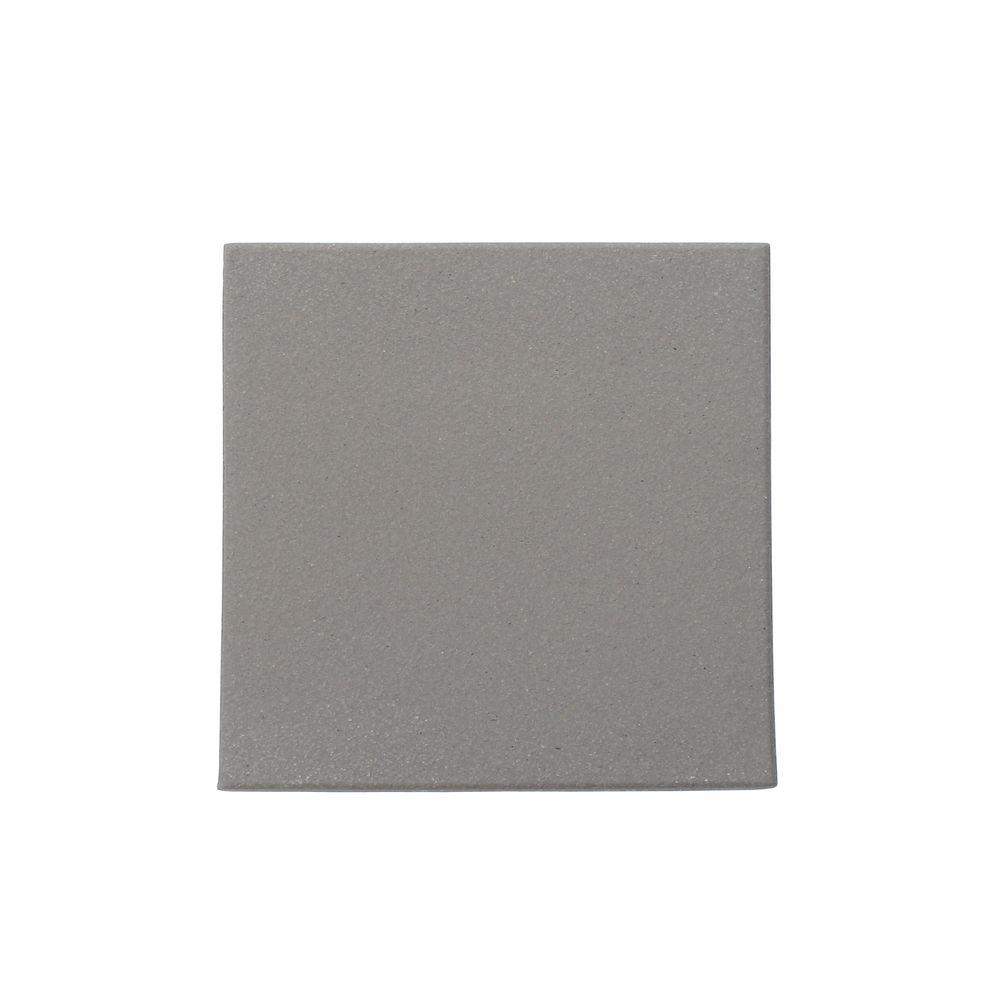 Daltile quarry ashen gray 6 in x 6 in ceramic floor and wall daltile quarry ashen gray 6 in x 6 in ceramic floor and wall tile dailygadgetfo Image collections