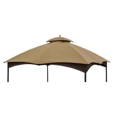 10 ft. x 12 ft. Massillon Gazebo Replacement Canopy Top