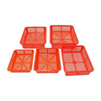 The Rectangular Vegetable and Wash Basket Set (5-Piece)