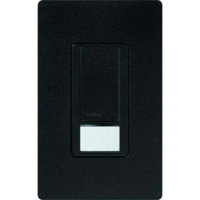 Maestro Dual Voltage Motion Sensor switch, 6-Amp, Single-Pole, Midnight