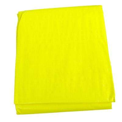 Weather Guard 16 ft. x 20 ft. Yellow Heavy Duty UV Tarp (Finished Size is 15 ft. - 6 in. x 19 ft. - 6 in.)