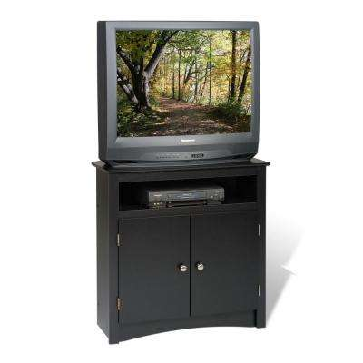 Sonoma Black Storage Entertainment Center