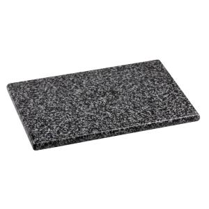 Home Basics 8-inch x 12-inch Granite Cutting Board