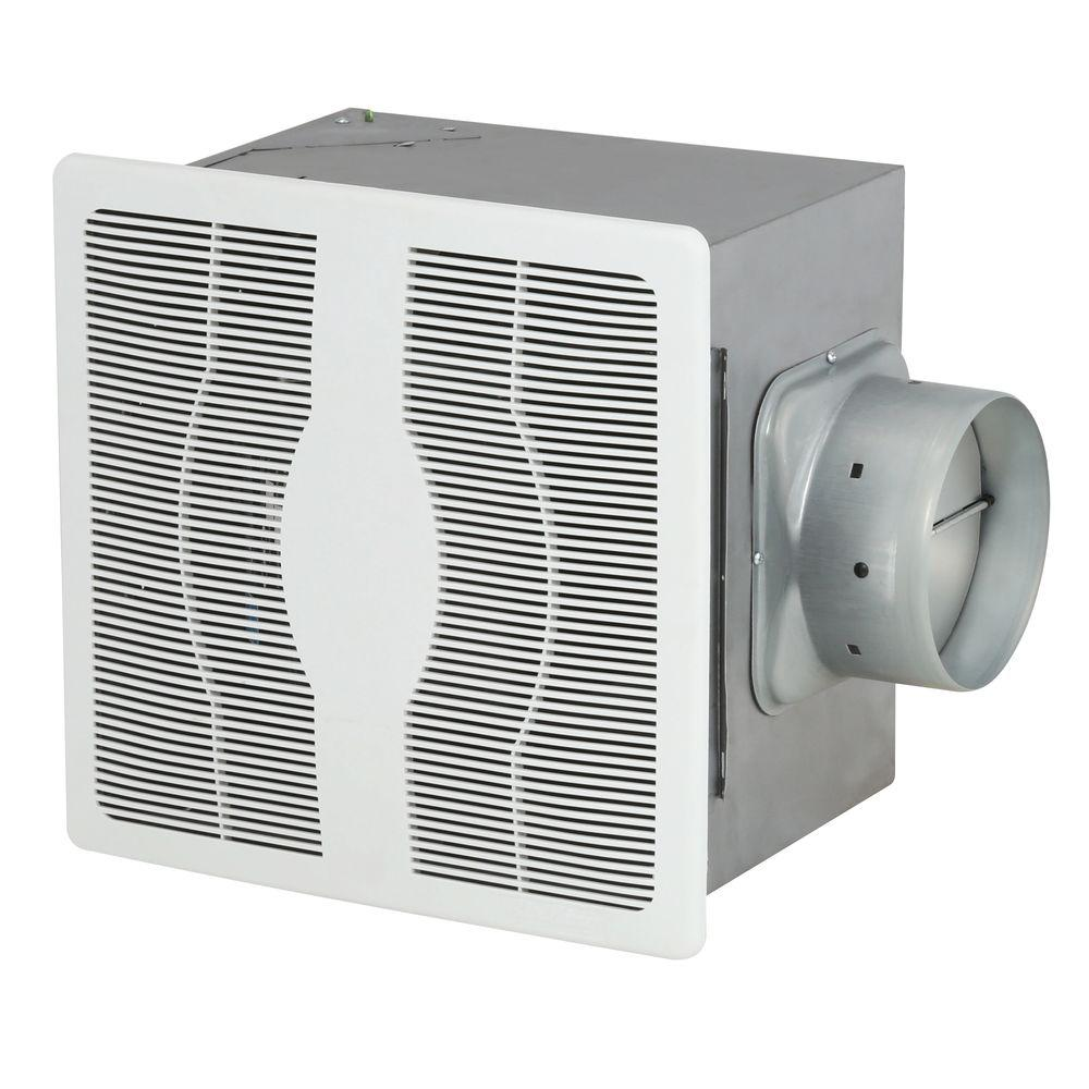 Air king quiet zone 200 cfm ceiling exhaust fan ak200ls the home depot Most powerful bathroom extractor fan