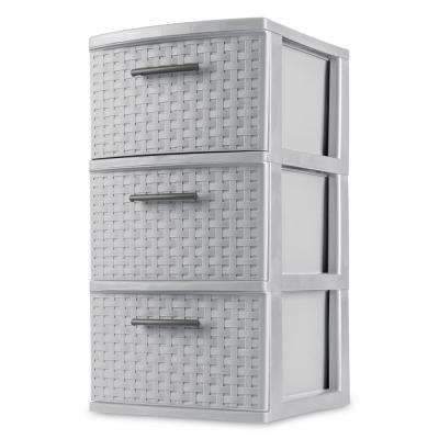 Prime Weave 12 625 In X 24 In 3 Drawer Unit Download Free Architecture Designs Grimeyleaguecom