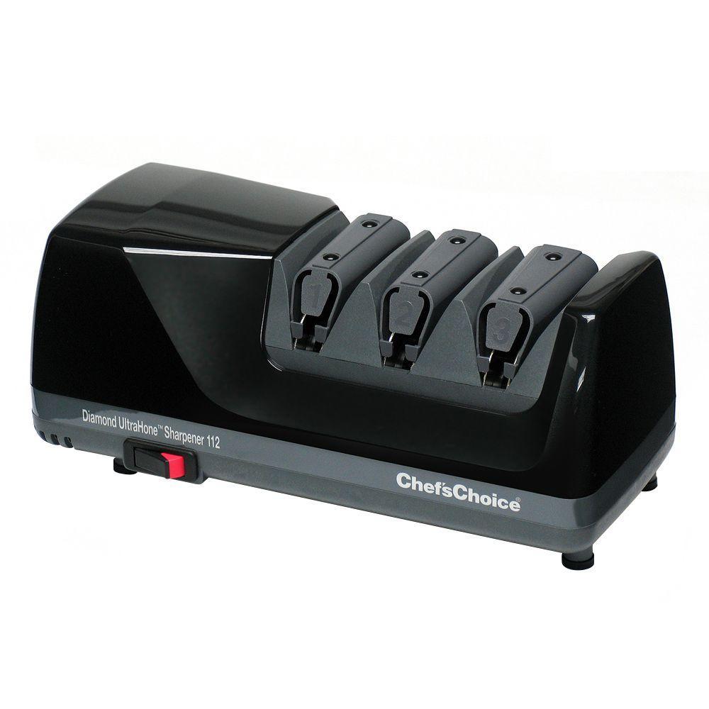 Chef'sChoice M112 UltraHone Sharpener in Black