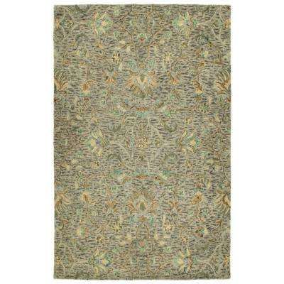 Chancellor Taupe 9 ft. x 12 ft. Area Rug