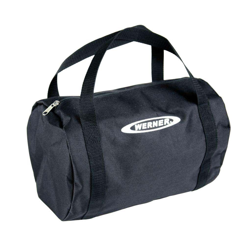 Werner Upgear 12 in. x 8 in. Small Duffel Bag