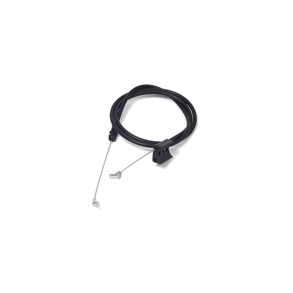 Engine Stop Cable 39 00 in  for Lawn Mowers