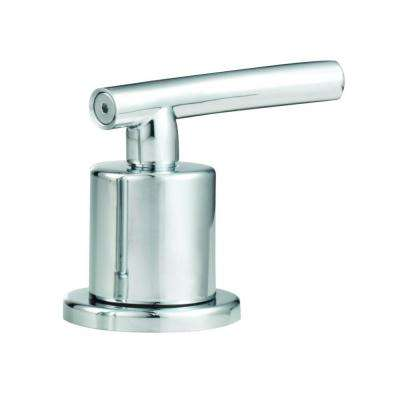 Bathroom Cold Faucet Replacement Handle in Chrome
