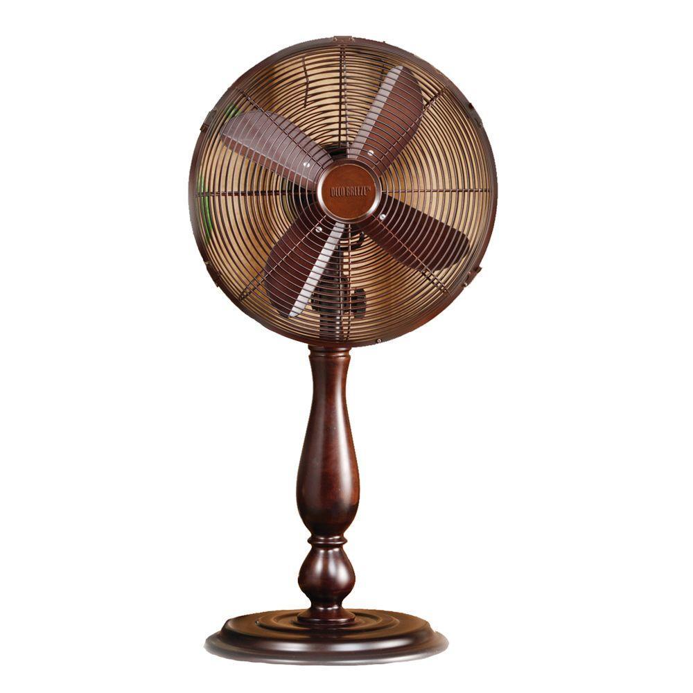 Deco Breeze 12 inch Sutter Table Fan by Deco Breeze
