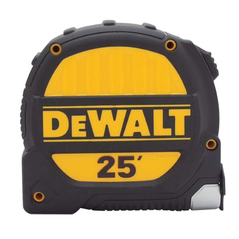DEWALT 25 ft. x 1-1/4 in. Tape Measure