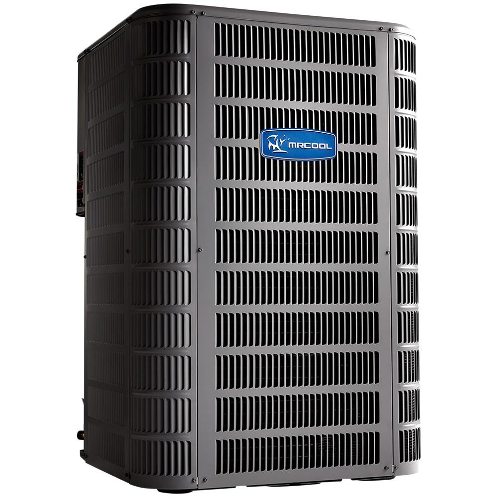 MRCOOL Signature 4 Ton 46,000 BTU up to 16 SEER R-410A Central Split System Air Conditioning Condenser