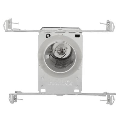 H99 4 in. Aluminum Recessed Lighting Housing for New Construction Ceiling, Insulation Contact, Air-Tite