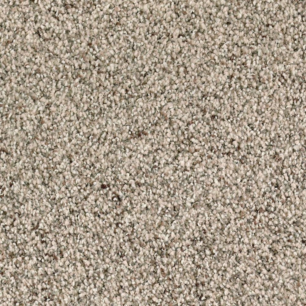 Carpet Sample - Briarmoor II - Color Flaxen Beauty Texture 8