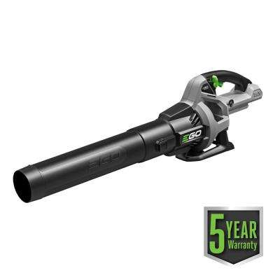 142 MPH 575 CFM Variable-Speed 56-Volt Lithium-ion Cordless Leaf Blower - Battery and Charger Not Included