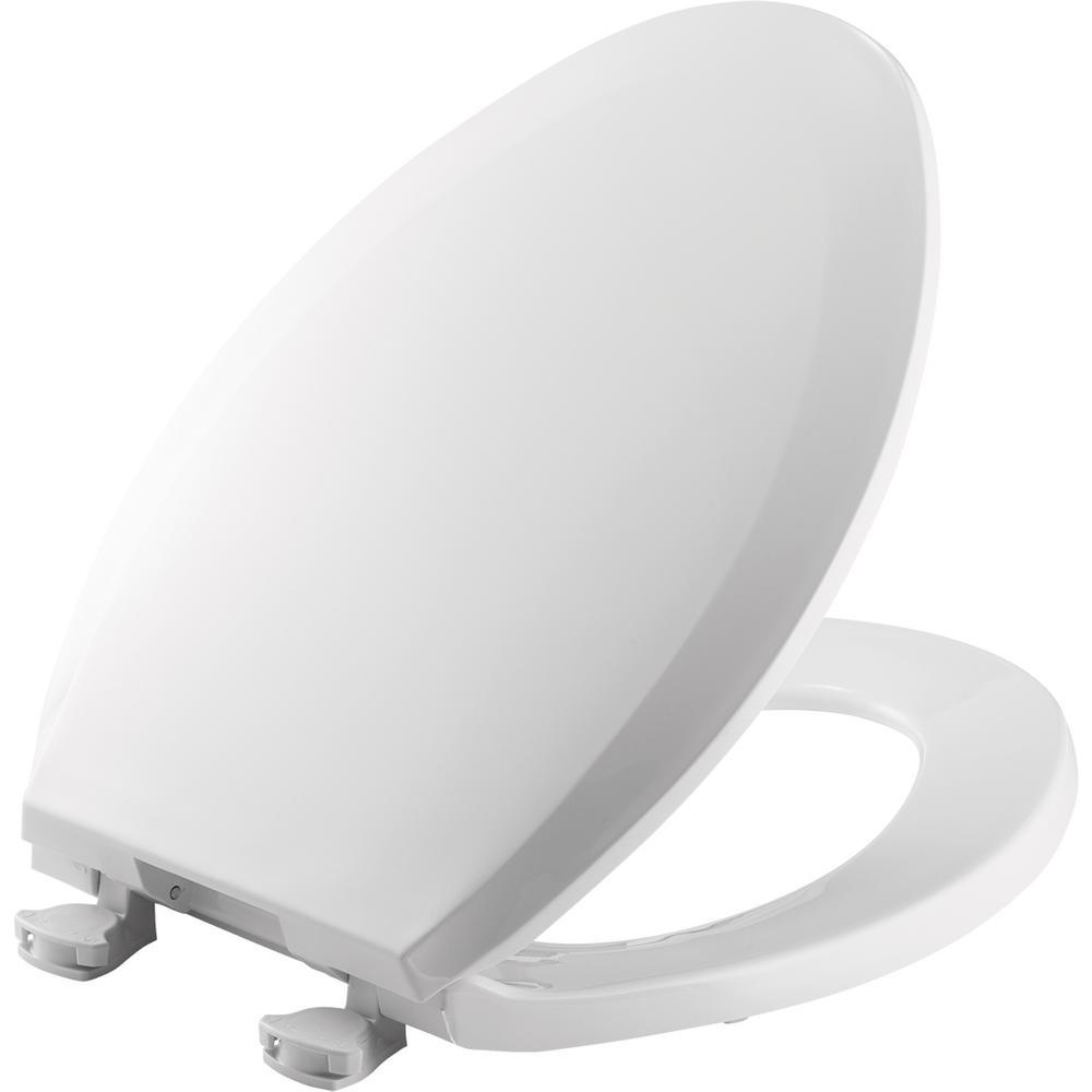Groovy Bemis Adjustable Slow Close Never Loosens Elongated Closed Bralicious Painted Fabric Chair Ideas Braliciousco